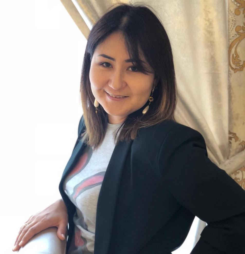 Диана Бектурсынова организатор пространства