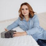 Алена Рыбкина организатор пространства в Саранске