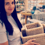 Анна Анохина организатор пространства в Москве