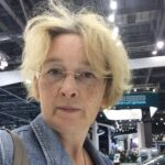 Анна Кавокина организатор пространства в Москве