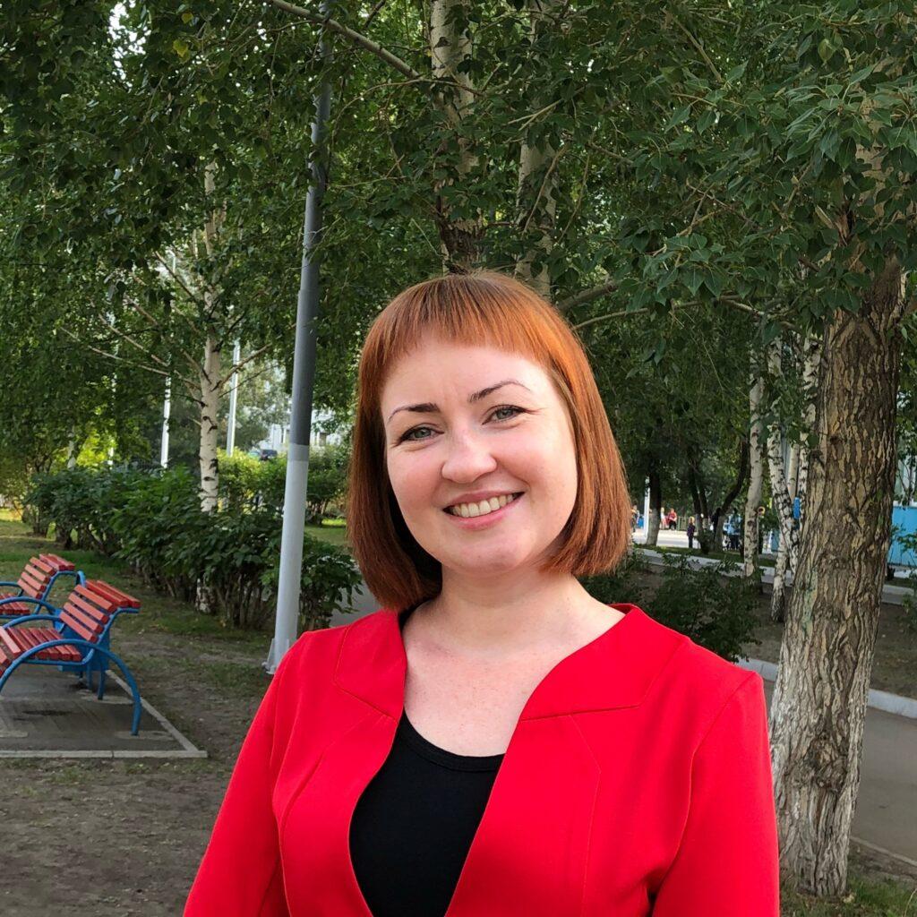 Ирина Фролова организатор пространства в Красноярске