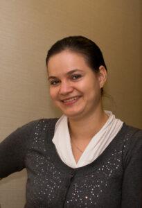 Мария Маркотенко организатор пространства