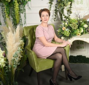 Наталья Пшеничная организатор пространства