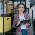 Наталья Роганова организатор пространства в Казани