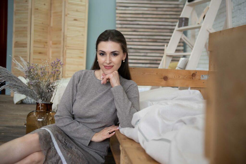Елена Ларина организатор пространства