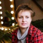 Яна Максименко организатор пространства в Красноярске