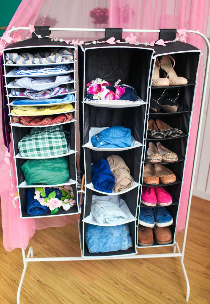 товары для хранения и организации пространства в шкафу