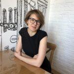 Марина Захарова организатор пространства в Москве