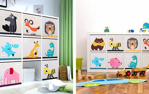 товары для хранения и организации пространства в детской