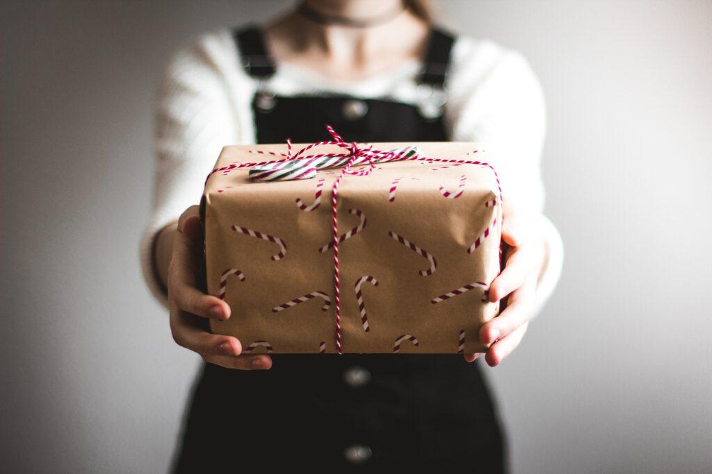 ненужный подарок