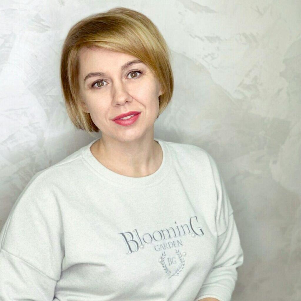 Анастасия Долгихорганизатор пространства в Кирове