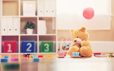 Организуем детскую комнату
