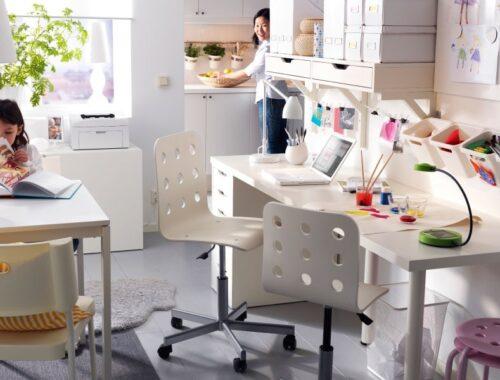 Организованное рабочее место ребенка