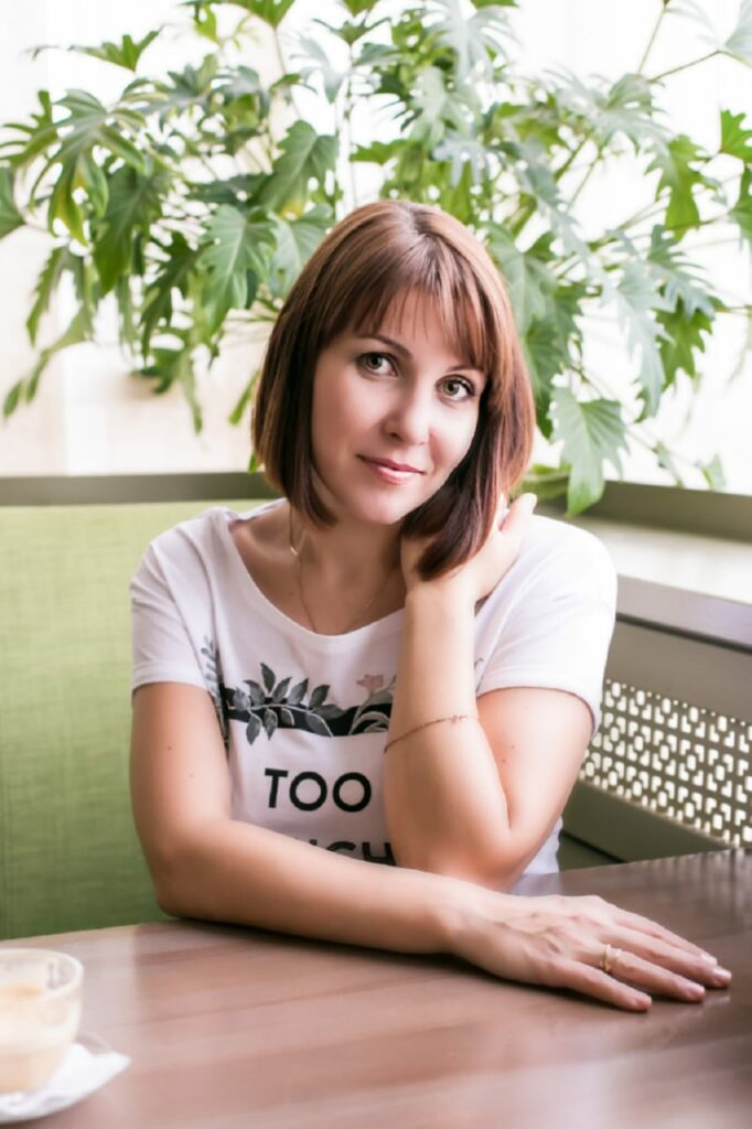 Елизавета Ходина организатор пространства