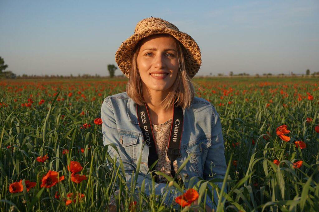 Вера Денисенко выпускница курса по организации пространства