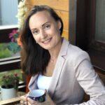 Анна Тетерюк организатор пространства в Санкт-Петербурге