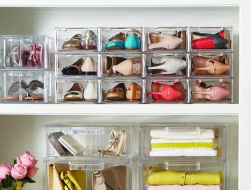 икеа системы хранения вещей для гардеробной