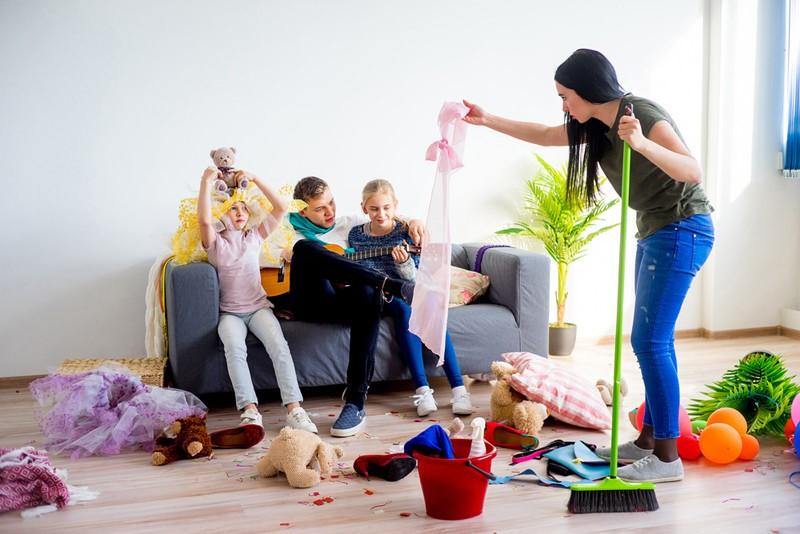 поддержания порядка и чистоты