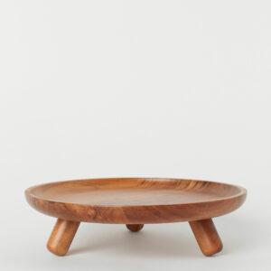 товары для организации пространства hm home деревянный поднос