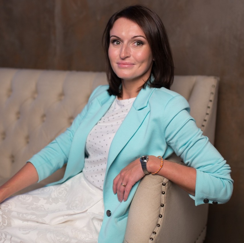 Татьяна Абрамова организатор конференции UNIORG