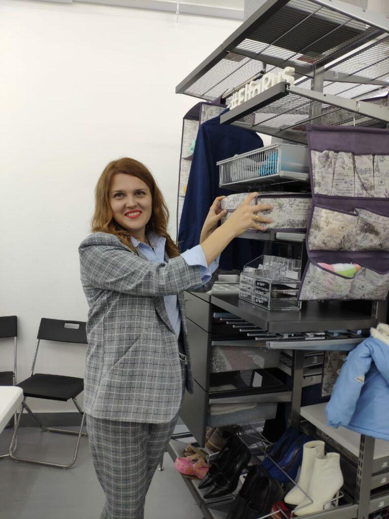 Организатор пространства Ирина Кметян о профессии мечты
