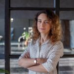 Анастасия Загородных организатор пространства в Тюмени